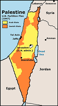 Israel's legal borders
