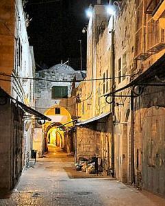 who owns Jerusalem
