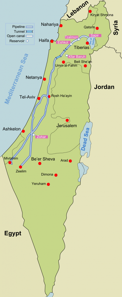 Israel's Natural Resources | Gas, Oil and Minerals | Facts