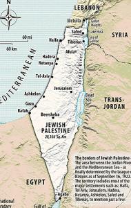 Israel's land