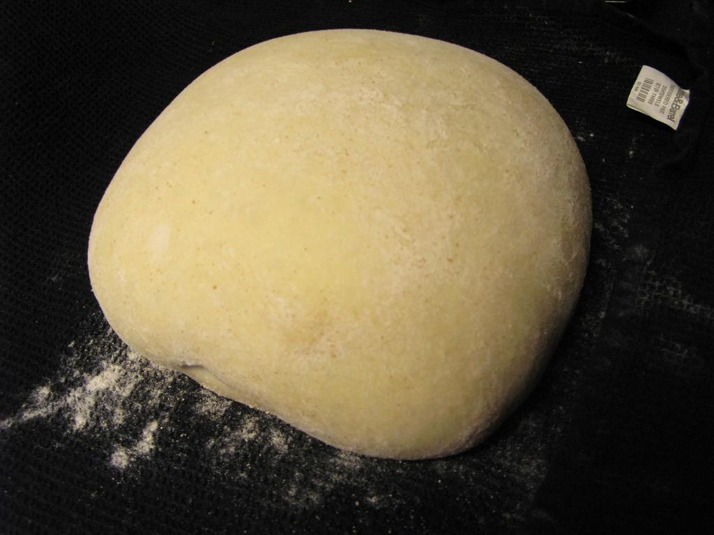 Jewish customs: rising-dough